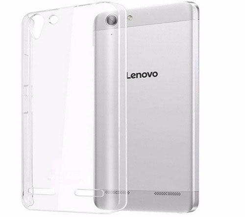 Capas Silicone TPU Transparente para Celular Linha Lenovo