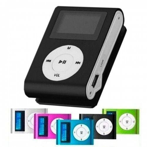 Mp3 Player Cores Sortidas