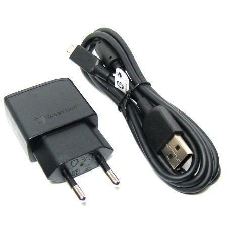 Carregador Sony 1ª Linha V8-Micro USB