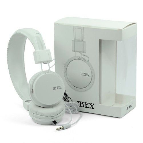 Fone de Ouvido Mex In-865 Headfone para Celular Cores Femininas Sortidas