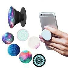 Suporte Pop Socket para Celular e Tablet Estampas Sortidas