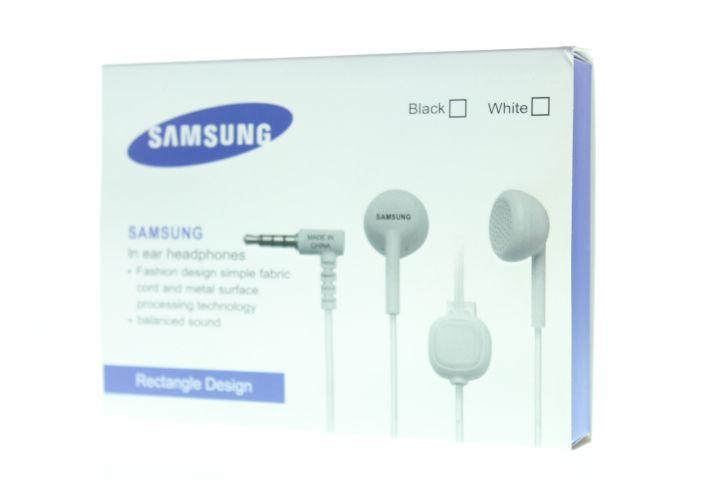 Fone de Ouvido 1ª Linha Samsung Designe Requintado Branco