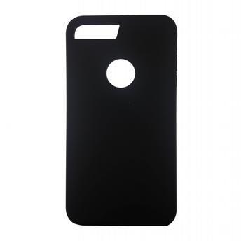 Capinha de Celular iPhone 8 Plus Silicone Preta