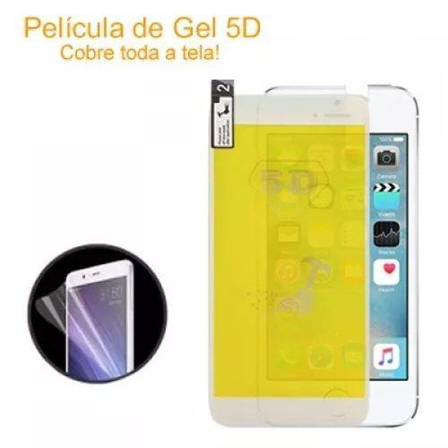 Película de Gel Especial 3D-4D-5D-6D Linha APPLE IPhone