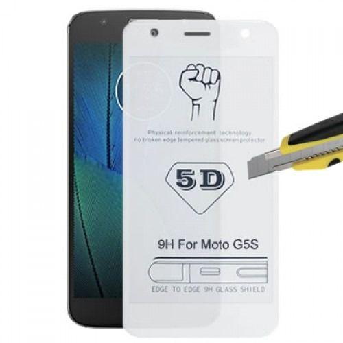 Película de Vidro Temperado 3D-4D-5D-6D Borda Branca para Celular