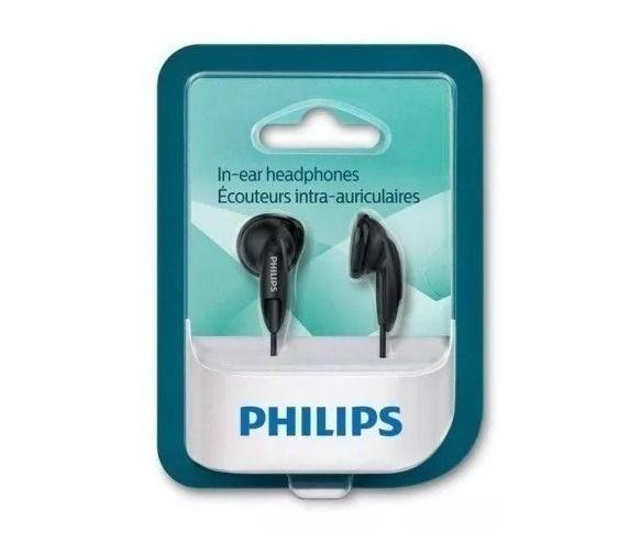 Fone de Ouvido P2 Marca Philips SHE1350