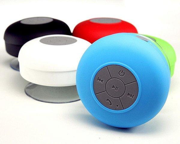 Mini Caixa de Som Bluetooth Yy98 Speaker Portátil Prova D'água Cor Sortida