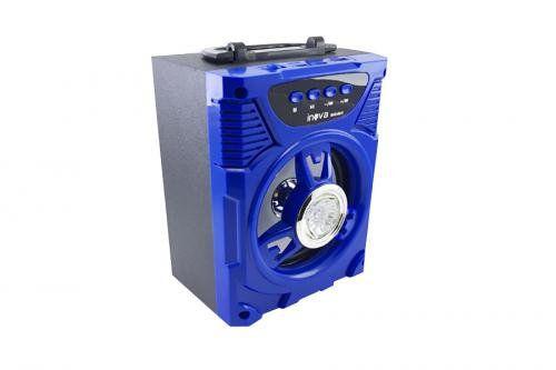 Mini Caixa de Som Rádio Portátil INOVA RAD-B8014