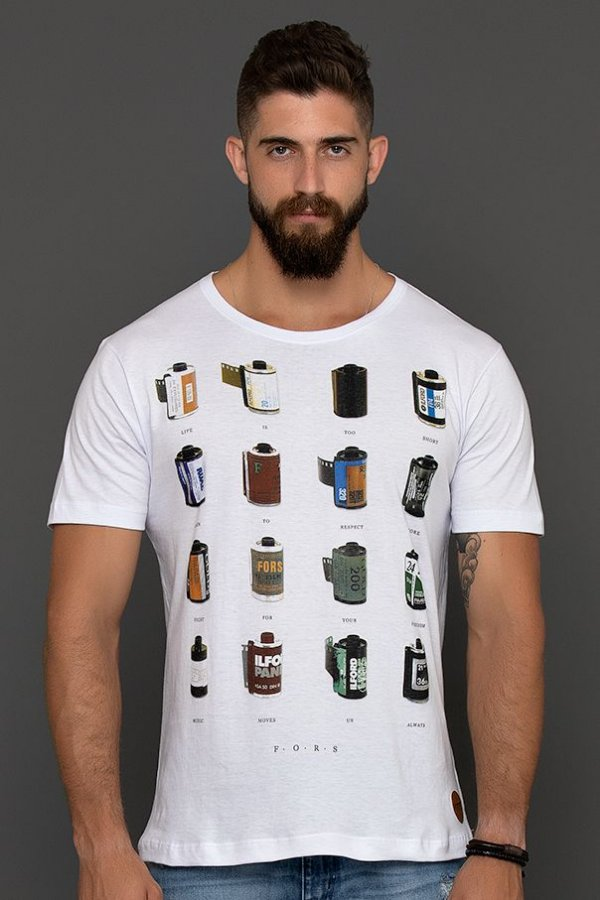 Camiseta Filmes