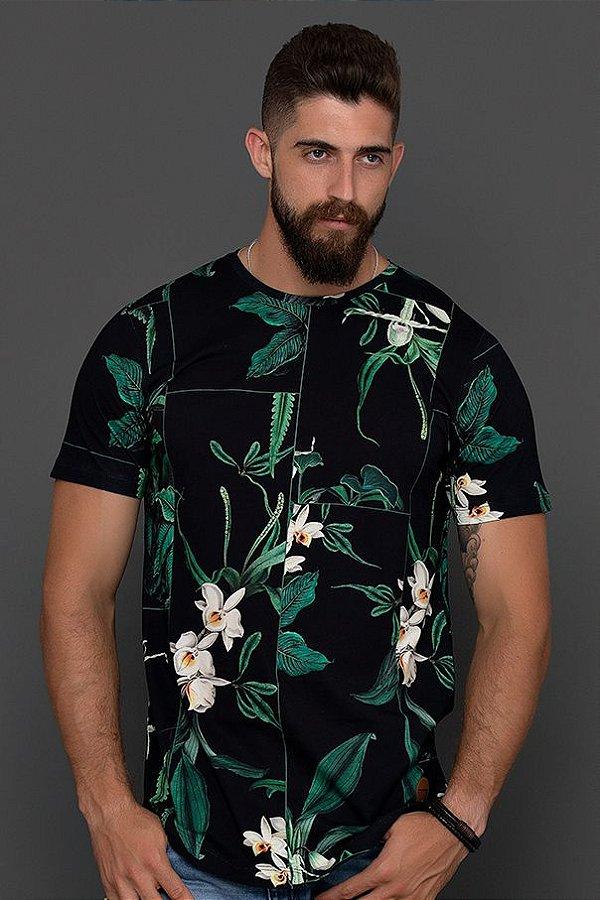 Camiseta Flower