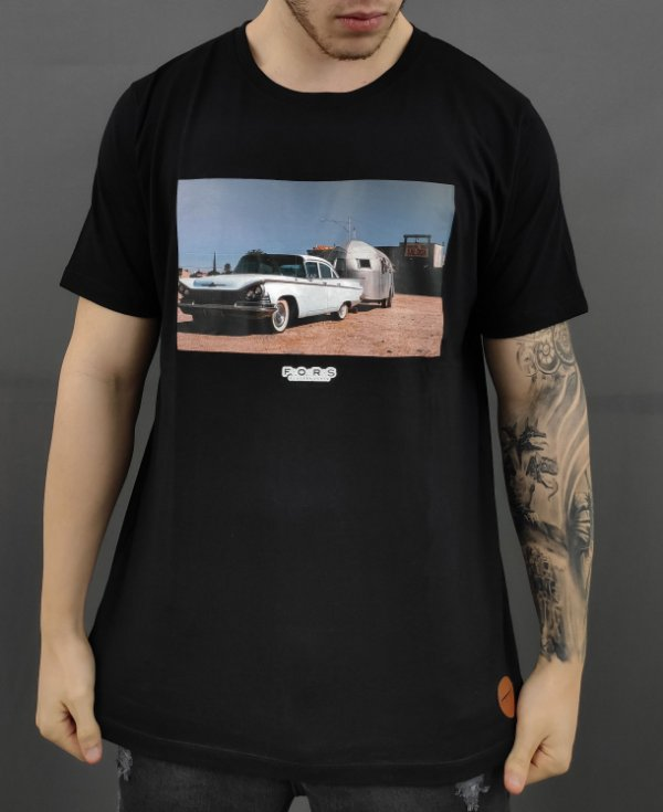 Camiseta Trip Retro