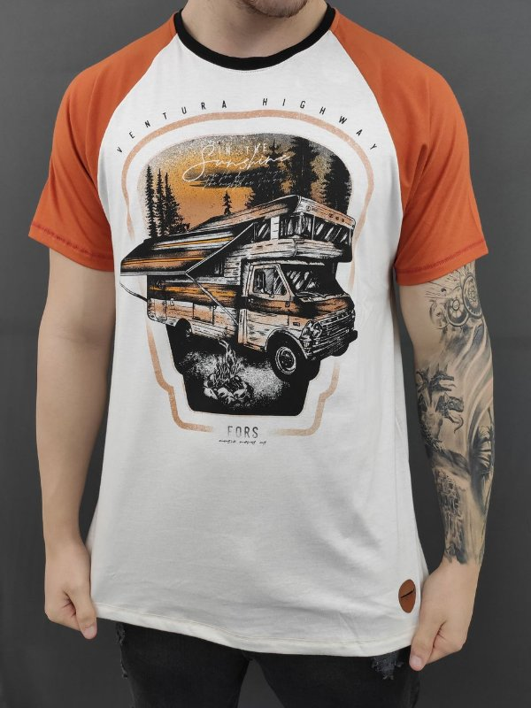 Camiseta Ventura Highway