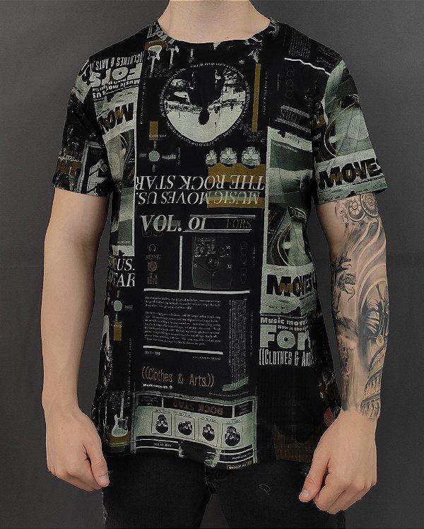 Camiseta The Rock Star