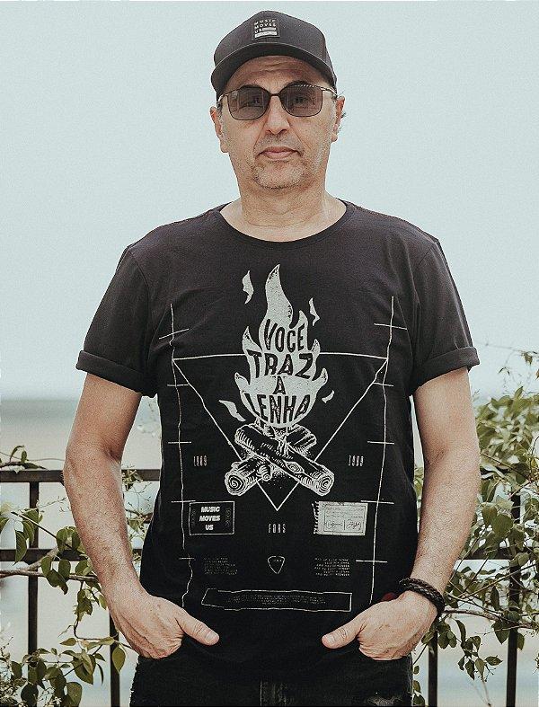 Camiseta Collab Zeca 2