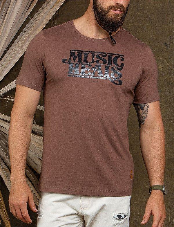 CAMISETA MUSIC HEALS