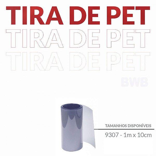 Tira de Acetato/Pet para Bolo 1m x 10xm - BWB