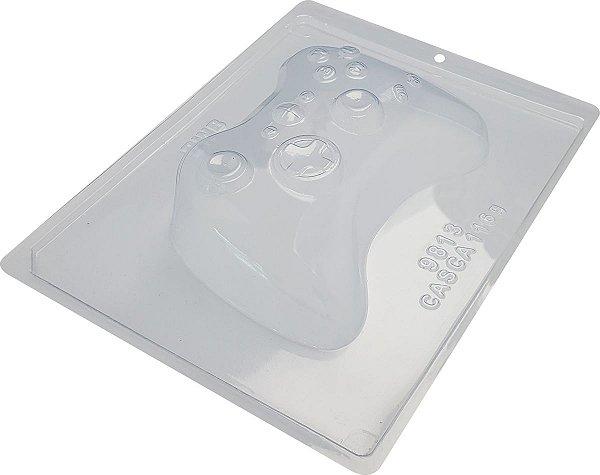Forma de Acetato Com Silicone (3 Partes) Joystick Box Grande - Bwb