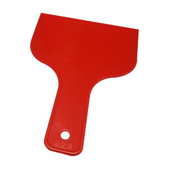 Espatula Plastica Bwb  Grande Vermelha