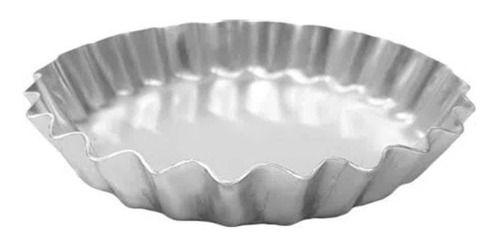 Forma Torta Maça Crespa 13x3 - Fundo Fixo