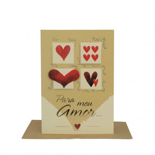Cartão Médio Para Meu Amor