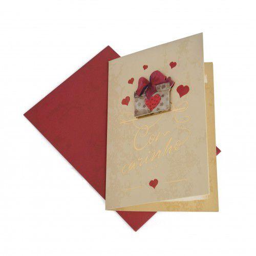 Cartão Médio Com Carinho