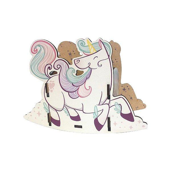 Porta objetos - unicornio