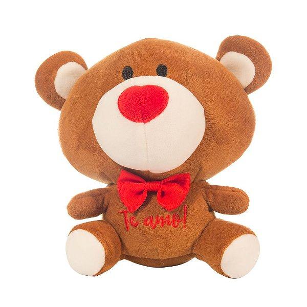 Urso de pelucia - 10 motivos porque te amo