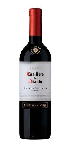 Vinho Casillero Del Diablo 750ml