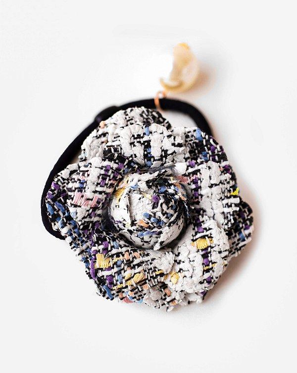 Scrunchie Tweed