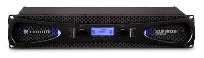 AMPLIFICADOR CROWN XLS 1502