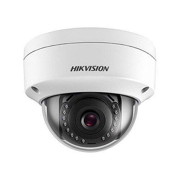 CÂMERA HIK VISION MINI DOME IP 1MP 4MM IR 30MTS IP67 DWD DS-2CD1101-I-4MM