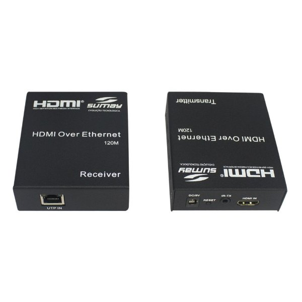 EXTENDER  HDMI 120 METROS SUMAY SM-EX120