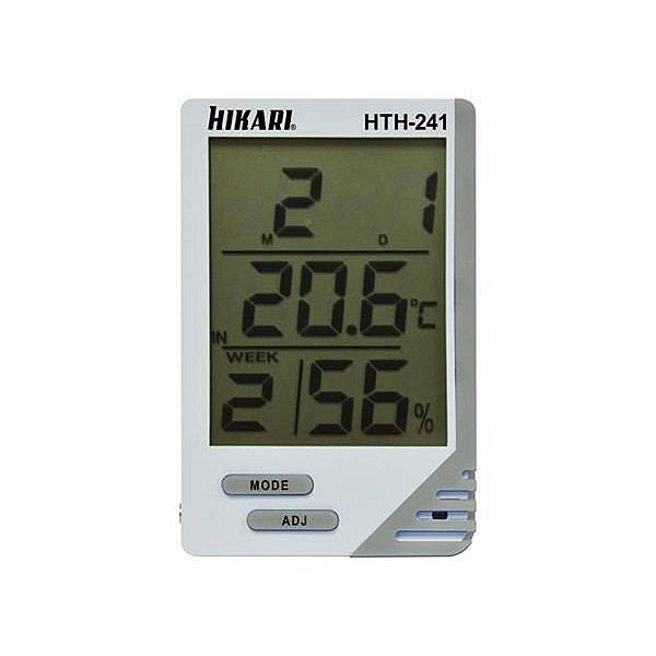 TERMO HIGRÔMETRO HIKARI DIGITAL HTH-241