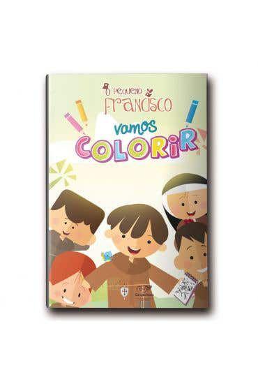O Pequeno Francisco: Vamos Colorir