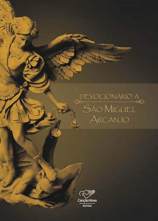 Devocionário A São Miguel Arcanjo -  Editora Canção Nova