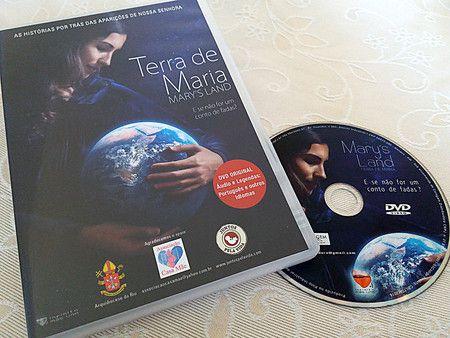 DVD - Terra de Maria