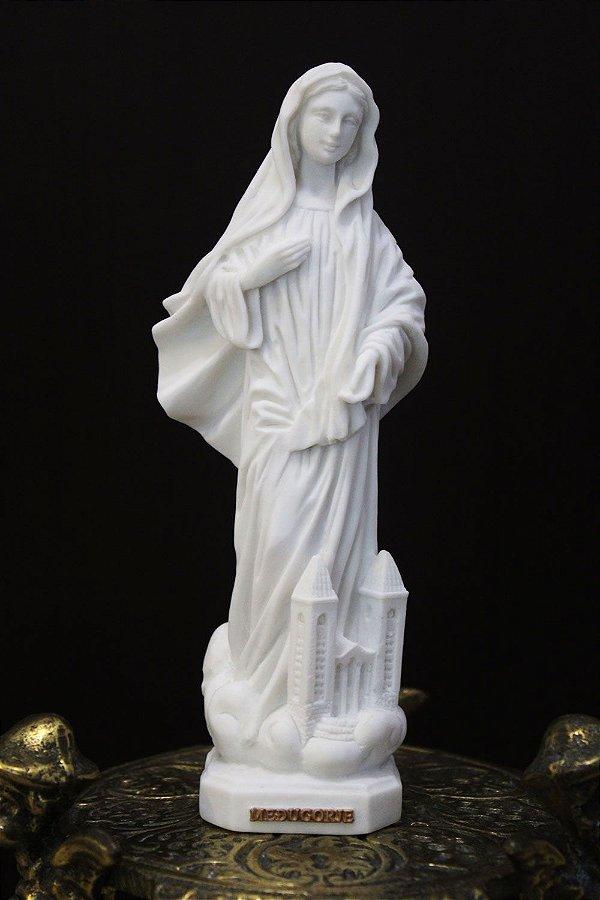 Imagem da Gospa (Rainha da Paz) - 20cm