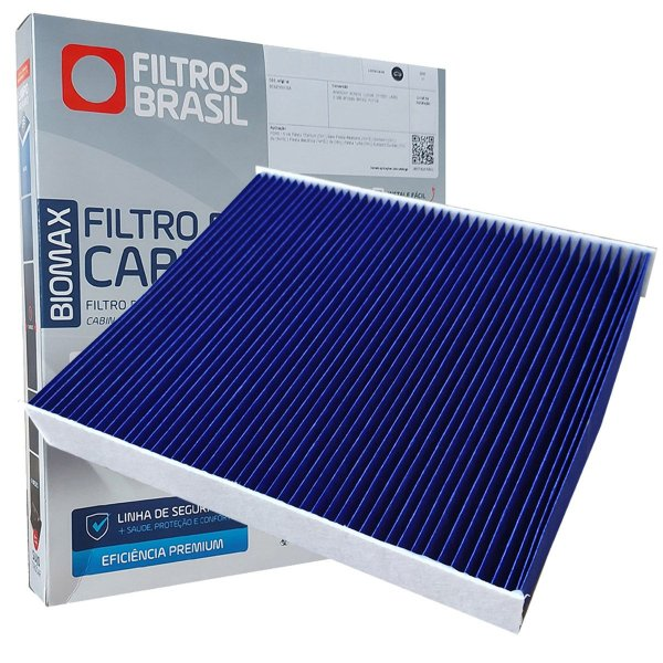 Filtro Ar Condicionado Cabine Antiviral Elimina Virus Bacterias Filtros Brasil Gm Onix Turbo Equinox Cruze Tracker