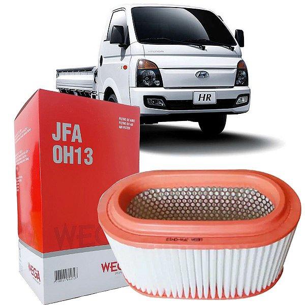 Filtro De Ar Wega Hyundai Hr 2.5 Diesel 2006 2007 2008 2009 2010 2011 2012 2013 2014 2015 2016 2017
