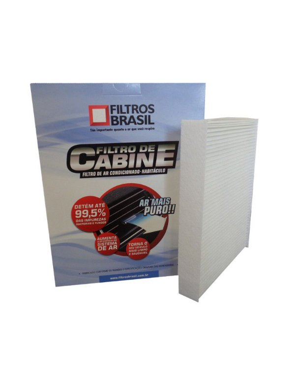 Filtro De Cabine Filtros Brasil FB1083 - Fiat Freemont Jeep Compass E Dodge Journey