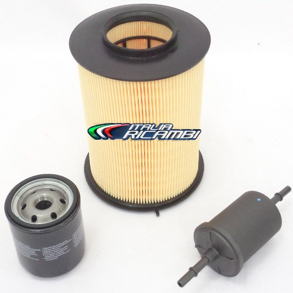 Kit filtros de ar, óleo e combustível - Ford Focus 2.0 de 2009 até 2013