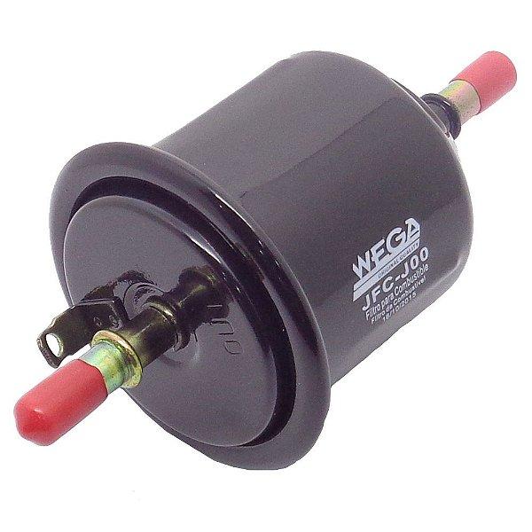 Filtro De Combustível Wega JFCJ00 - Jac J2 J3 S J4 T40 T5 T50 Após 2011