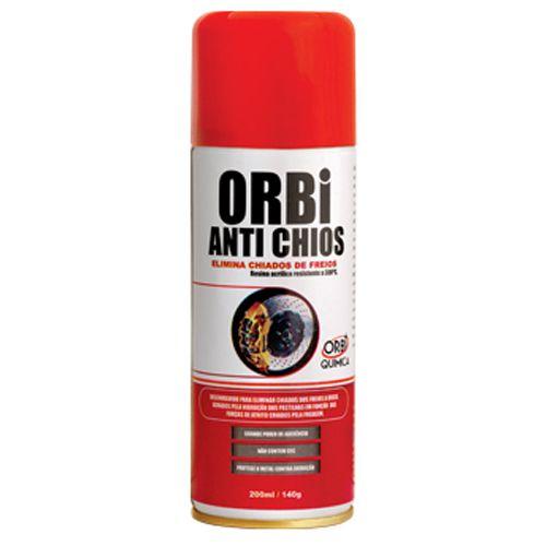 Orbi Anti Chios freios a disco elimina chiado de pastilha de freio - 200ML 140G