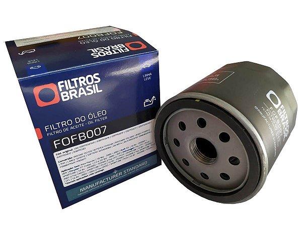 Filtro de óleo - VW Crossfox Fox Gol Golf Kombi Polo Saveiro Spacefox Voyage  - FOFB007