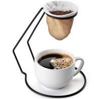 COADOR DE CAFÉ INDIVIDUAL BLACK
