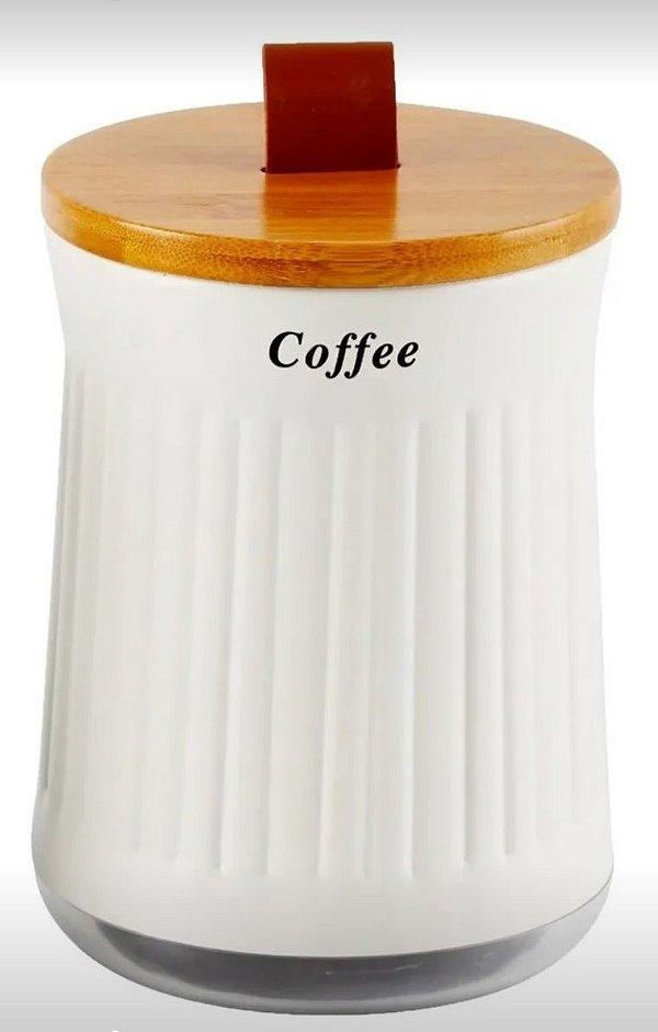 LATA PORTA CONDIMENTOS COFFEE CRISTAL