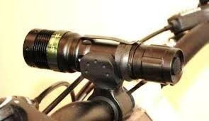 Lanterna Farol  Bicicleta Bike  Recarregável LED Cree Q5