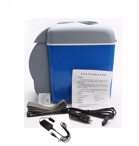 mini geladeira,frigobar Portátil 12v 110v220v 7,5 Litros
