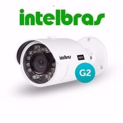 Câmera Infravermelho HDCVI Intelbras VHD 3130B