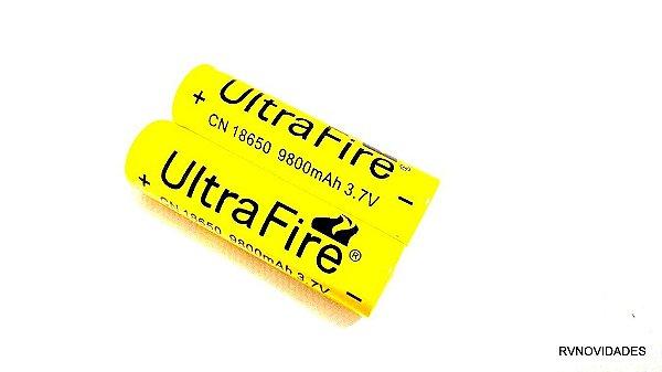 Bateria 18650 Ultrafire